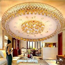 led ceiling dome light round k9 crystal led absorb dome light living room led ceiling l