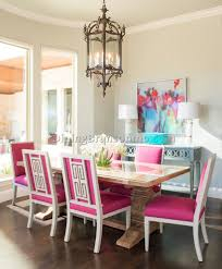 pink dining room chairs home design ideas