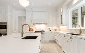white kitchen cabinets with gold countertops white kitchen cabinet ideas beautiful cabinetry designs