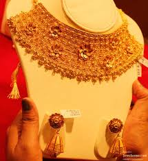 gold earrings for marriage bhima gold and diamonds collection images search