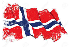 Norweigan Flag Colvestone Primary Norway Headteachers Visits Colvestone