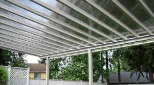 Design Ideas For Suntuf Roofing Fascinating Polycarbonate Panels Patio Roof Beautiful Design Ideas