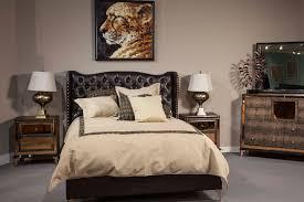 Michael Amini Furniture Aico Furniture Hollywood Loft Bedroom Set Broadway Furniture