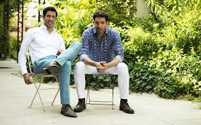 Property Brothers Cast Property Brothers Jonathan And Drew Scott Reveal How They Got So