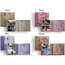 memo photo album pioneer photo albums da 200d fabric ribbon designer da200d