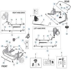 1992 jeep laredo parts jeep wj grand replacement parts diagram 4wd com