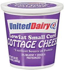 Calories In Lowfat Cottage Cheese by Low Fat Cottage Cheese U2013 Uniteddairy