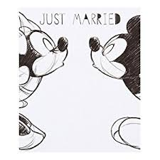 hallmark disney wedding card congratulations small co uk