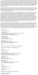 Comparative Essay Example Comparison Between Classical And Contemporary Music At Essaypedia Com