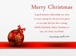 christmas card messages for business clients business christmas