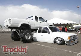 stanced nissan hardbody lowered trucks page 2 clubroadster net