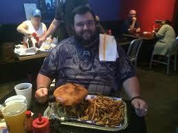 Challenge Guys Guys Burger Challenge Picture Of S Burger Bar Tulsa