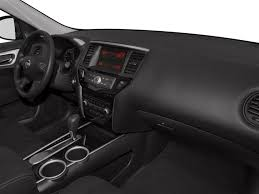2017 nissan armada cloth interior 2016 nissan pathfinder price trims options specs photos