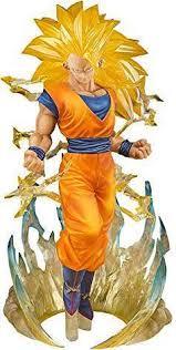 dragon ball super figuarts super saiyan 3 goku 7 statue