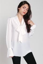 equipment blouse jacqueleen silk blouse in bright white