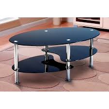cheap black glass coffee table b m new york signature coffee table 315393 b m