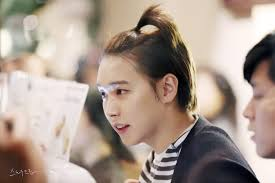 guy ponytail hairstyles f4plus1 word of the day asian ponytail