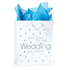 wedding guest bags welcome bags baskets boxes cards for wedding guests the event