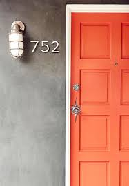 what u0027s the best colour to paint your front door your guide to