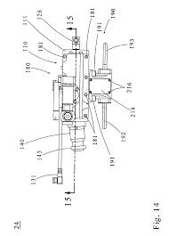 patent us7866338 quick connect pressure reducer cylinder valve