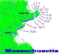 Massachusetts snorkeling images Scuba shore diving site listing for massachusetts usa east gif