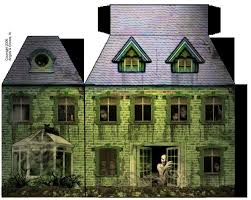 House Models by Build A Haunted House Model House Interior