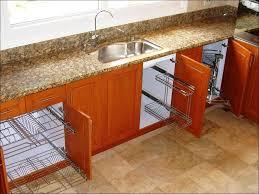 kitchen roll out cabinet organizer white kitchen cabinets