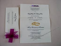 Cheap Wedding Invitation Cheap Wedding Invitations Philippines