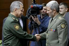 Seeking Trailer Swipe Left Russian Defense Minister Hails Teamwork With Iran In Syria