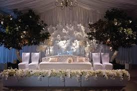 wedding venue backdrop luxurious traditional wedding at four seasons westlake