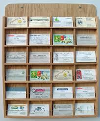 business card display holder business card rack desk office