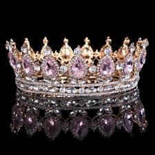 tiaras for sale hot sale new fashion pink bridal crown classic