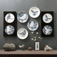 Decorative Hanging Plates Popular Wall Hanging Plates Decoration Buy Cheap Wall Hanging