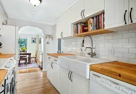 kitchen cabinet colors with butcher block countertops butcher block countertops the pros and cons bob vila