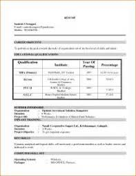 Best Sample Resumes by Latest Mba It Resume Sample In Word Doc Free Free Download Mba