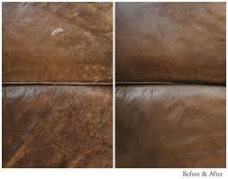 Leather Sofa Dye Repair by East Texas Leather Repair