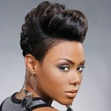 cute pin up hairstyles for black women hair of the day straight bob woman hair and bobs