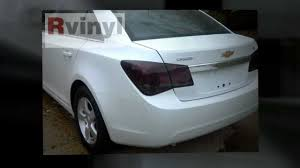 2014 cruze tail lights tail light tint 2010 2013 chevrolet cruze install video youtube