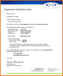 Sle Verification Letter For Tenant 100 Contract To Permanent Employment Letter Sample