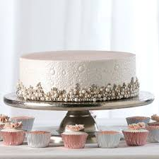 22 best diamonds u0026 pearls wedding cakes images on pinterest