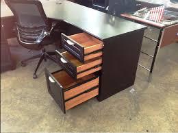 Realspace Shore Collection by Espresso Corner Desk With Storage Contemporary Espresso Corner