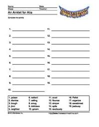tikki tikki tembo worksheets literature unit study guide for lost on a mountain in maine