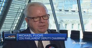 Hit The Floor German - angela merkel wants to safeguard european idea german cdu politician
