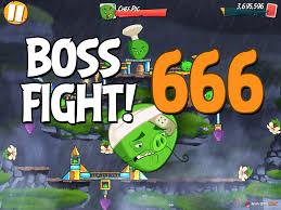 angry birds 2 boss fight level 666 walkthrough u2013 cobalt plateaus