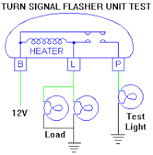 relay electronic flasher replacement for lucas fl5 to work with