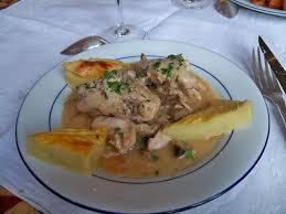 cuisine lapin au vin blanc lapin au vin blanc accompagné de chignons recettes cookeo