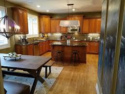 Kitchen With An Island Kitchen Design Dc Interiors U0026 Renovations Madison Wi