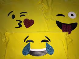 Halloween Costume Shirts Little Girls Emoji Shirts Emojiis Emoji Emojiis Shirts