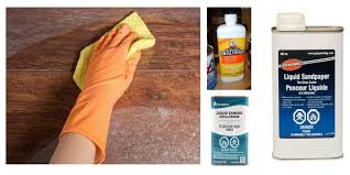 how to paint kitchen cabinets using liquid sandpaper what is liquid sandpaper how to use it correctly