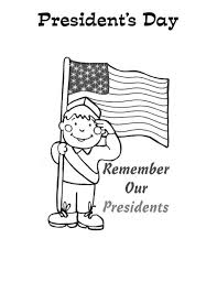 free presidents day coloring pages holidays coloring pages of